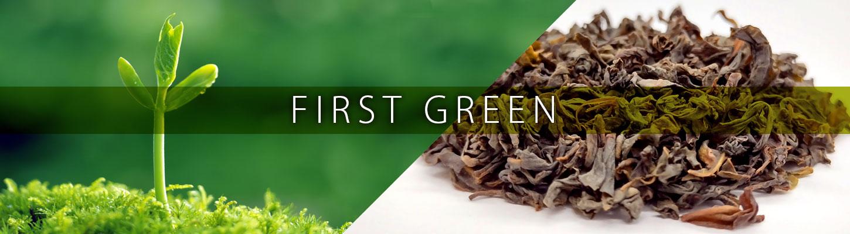 ファーストグリーン Evening tea