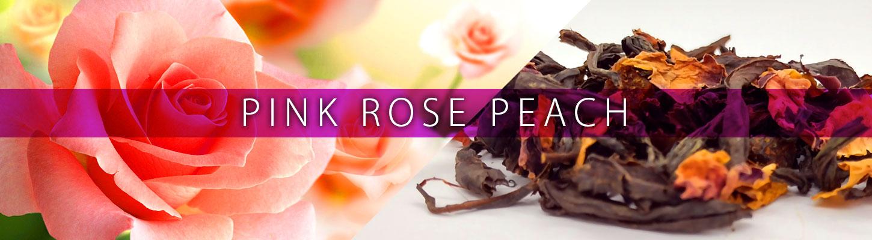 ピンクローズピーチ|Rose peach
